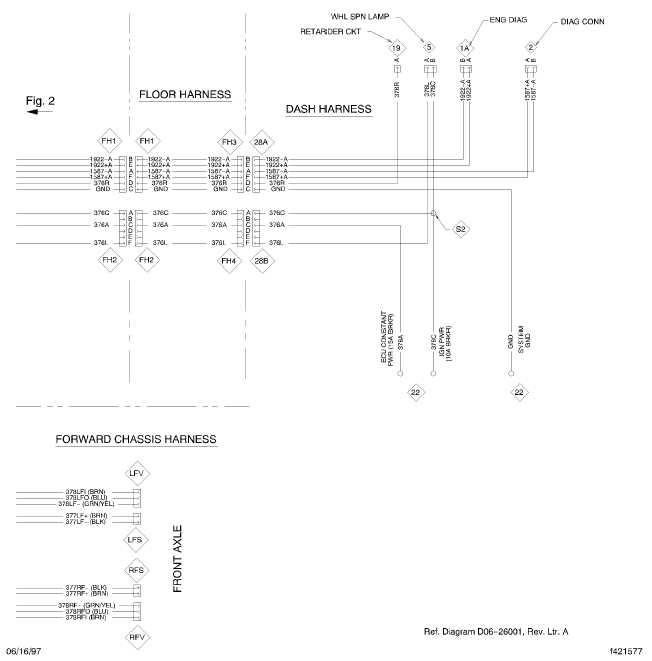 figure 34 wiring diagram basic wabco wiring partial view