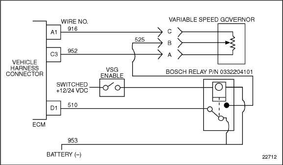 Figure 12 3 variable speed governor circuit for Variable speed ecm motor