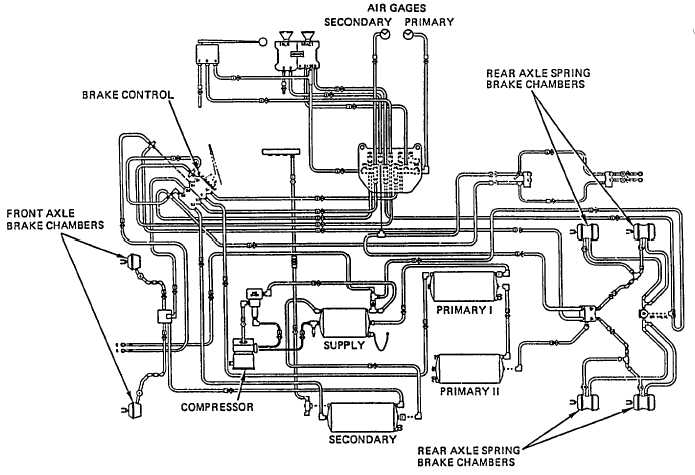 mack truck air suspension  u2022 wiring and engine diagram