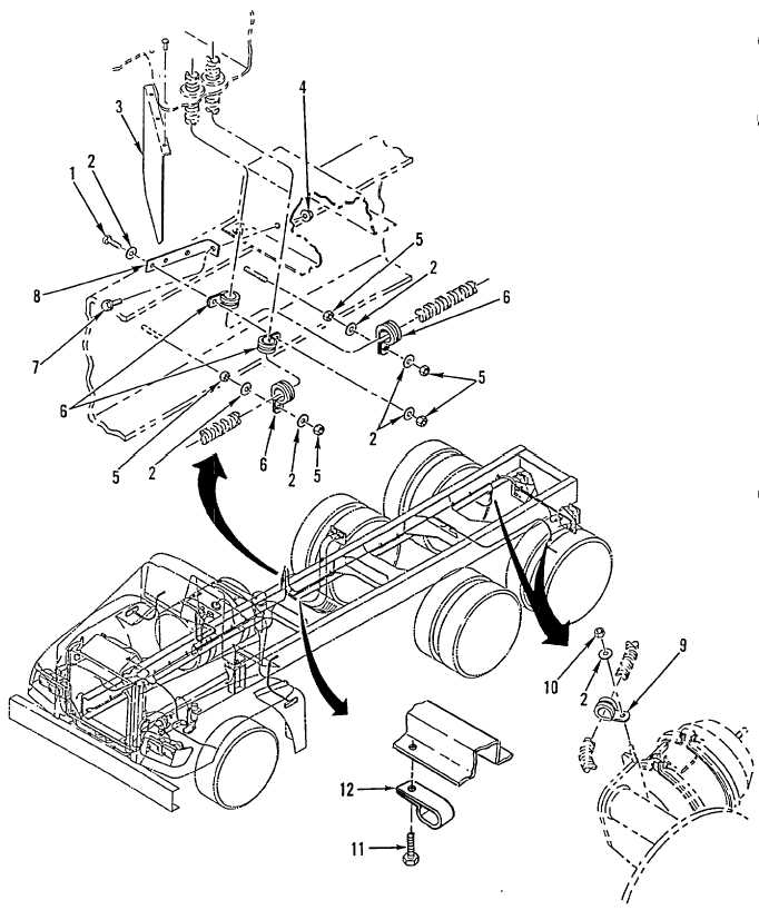 figure 136  abs wiring harness hardware